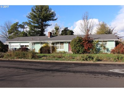 Eugene Single Family Home For Sale: 1215 W 22nd Ave