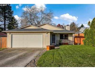 Happy Valley Single Family Home Pending: 8645 SE Spencer Dr