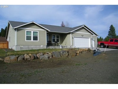 Goldendale WA Single Family Home Sold: $289,000