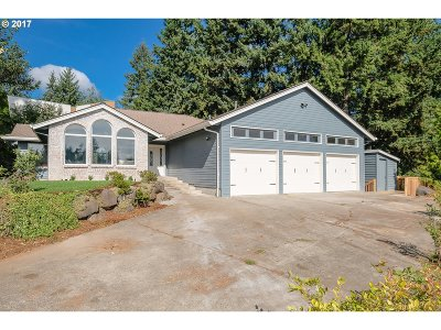 Single Family Home For Sale: 10127 SW Lancaster Rd