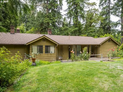 West Linn Single Family Home For Sale: 342 SW Tualatin Loop