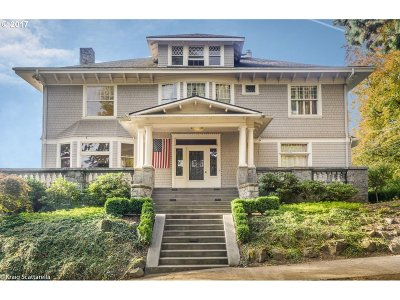 , Portland, West Linn, Lake Oswego Single Family Home For Sale: 2188 SW Main St