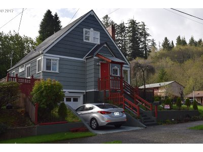 Coos Bay Single Family Home For Sale: 1189 Elrod Ave