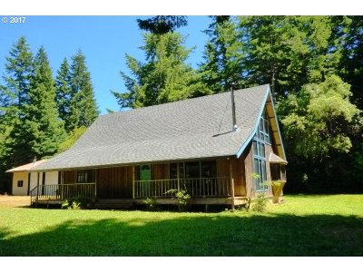 Bandon Single Family Home For Sale: 56127 Bullards Ferry Rd