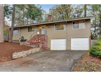 Tigard Single Family Home For Sale: 9600 SW 69th Ave