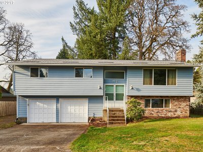 Oregon City, Beavercreek Single Family Home For Sale: 992 Josephine St