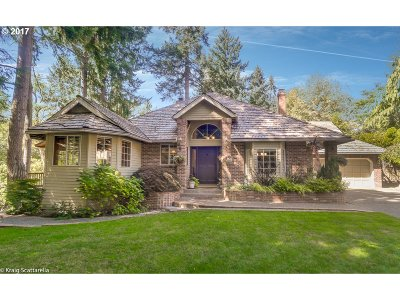 Tualatin Single Family Home For Sale: 10195 SW Alsea Ct