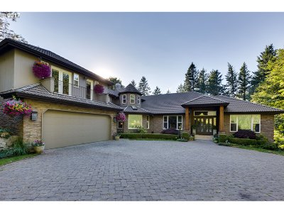 Single Family Home For Sale: 7338 NW Penridge Rd