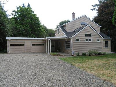 Portland Single Family Home For Sale: 9245 NW Skyline Blvd