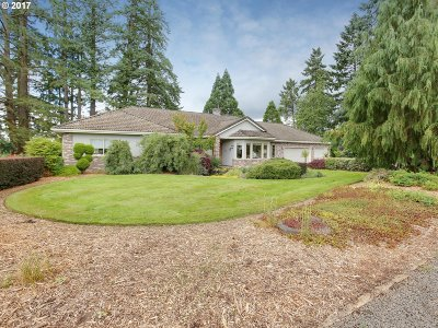 Beaverton Single Family Home For Sale: 22750 SW Rosedale Rd