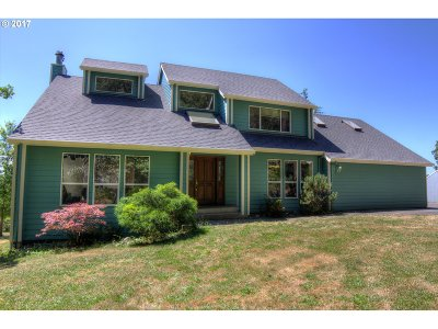 Hillsboro Single Family Home For Sale: 16910 SW Pit Rd