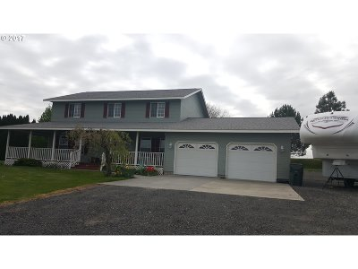 Hermiston Single Family Home For Sale: 32902 Baxter Rd