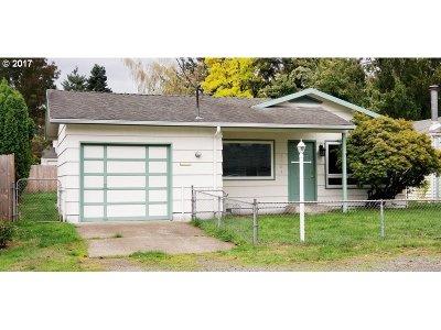 Single Family Home For Sale: 5104 NE Alberta St