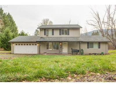 Gaston Single Family Home For Sale: 55307 SW Date St