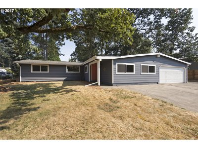 Single Family Home For Sale: 13190 SW 64th Ave