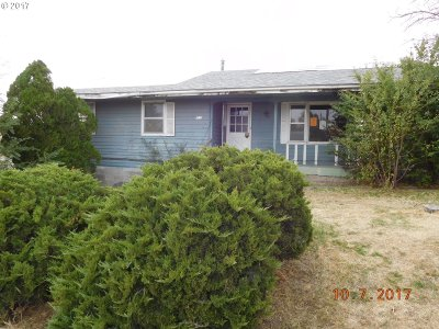 Pendleton Single Family Home For Sale: 711 SW 16th