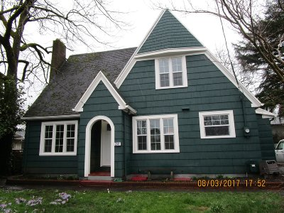 Single Family Home Sold: 2241 SE 92nd Ave
