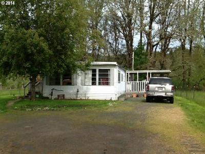 Veneta, Elmira Single Family Home For Sale: 85169 Territorial Hwy
