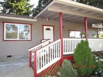 Molalla Single Family Home For Sale: 32628 S Molalla Ave