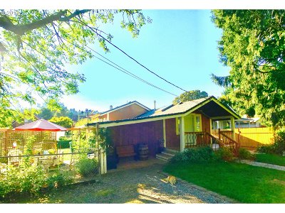 Single Family Home For Sale: 12111 SE 20th Ave