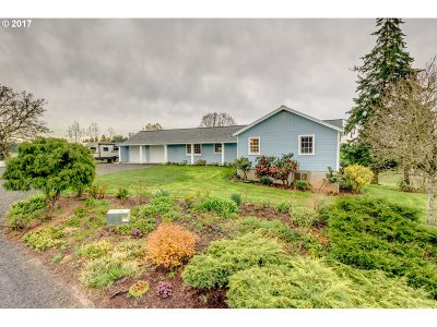 Hillsboro, Cornelius, Forest Grove Single Family Home For Sale: 10580 NW Valley Vista Rd