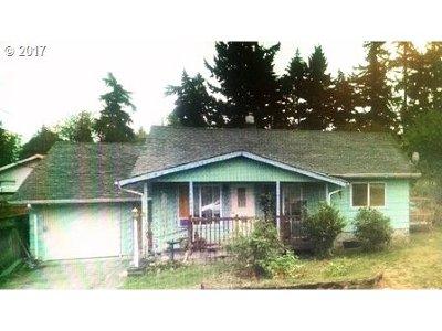 Single Family Home For Sale: 7918 SE Johnson Creek Blvd