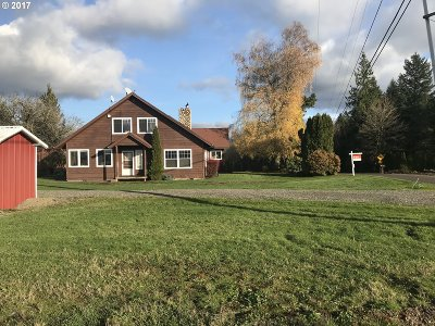 Damascus, Boring Single Family Home For Sale: 36801 SE Proctor Rd
