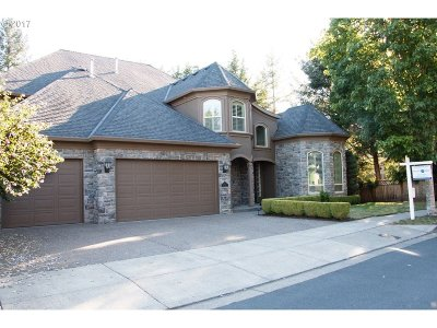 Tualatin Single Family Home For Sale: 9950 SW Choctaw St