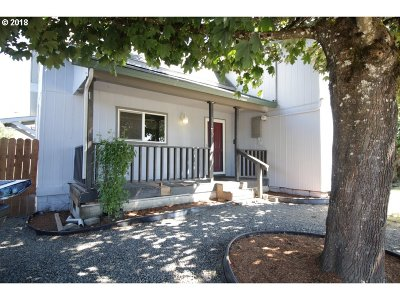Newberg, Dundee, Mcminnville, Lafayette Single Family Home For Sale: 334 Washington St