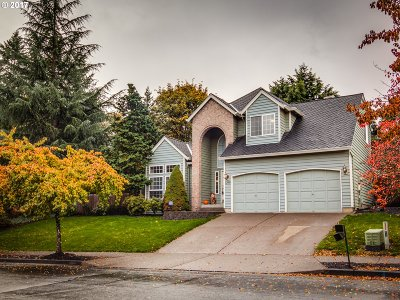 Tualatin Single Family Home For Sale: 22995 SW Vermillion Dr