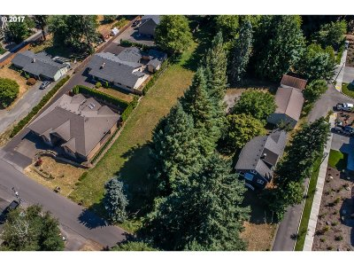 Tigard Residential Lots & Land For Sale: 9270 SW Edgewood St