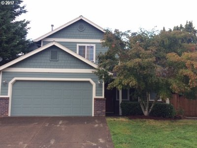 Oregon City Single Family Home For Sale: 11861 Maxwell Ct