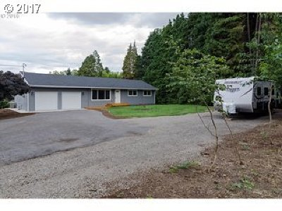 Milwaukie Single Family Home For Sale: 13240 SE Rusk Rd