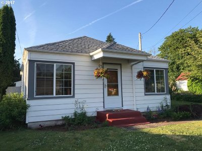 Single Family Home Sold: 1253 F St