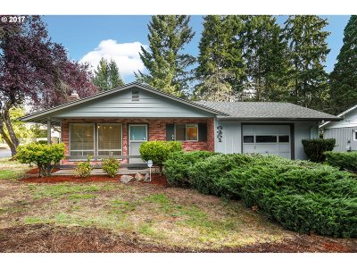 Lake Oswego Single Family Home For Sale: 6451 McEwan Rd
