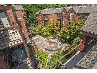 Condo/Townhouse For Sale: 1500 SW Park Ave #311