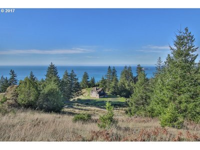 Port Orford Single Family Home For Sale: 38070 Pacific Highlands Dr