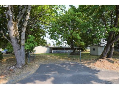 Molalla Single Family Home For Sale: 7051 S Zimmerman Rd