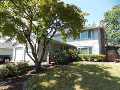 Beaverton Single Family Home For Sale: 3442 NW Ashland Dr