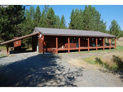 Grant County Single Family Home For Sale: 43548 Red Boy Rd