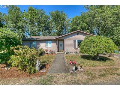 Scio Single Family Home For Sale: 38255 Robinson Dr
