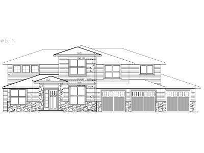 West Linn Single Family Home For Sale: 3787 Mapleton Dr #Lot 2