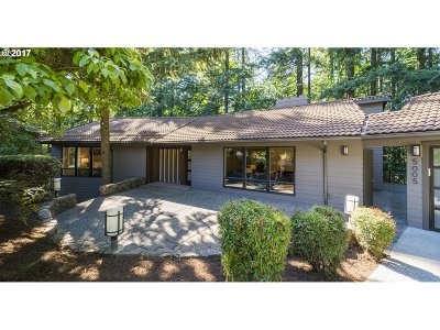 Single Family Home For Sale: 5005 SW Humphrey Park Rd