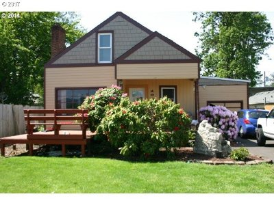Cottage Grove, Creswell Single Family Home For Sale: 1041 Lord Ave
