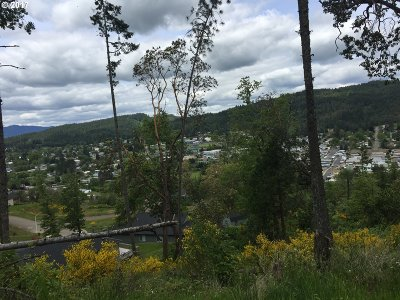 Sutherlin Residential Lots & Land For Sale: Valley Vista St
