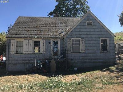 Eugene Single Family Home For Sale: 85910 Doane Rd
