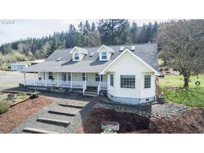 Monmouth Single Family Home Sold: 17610 Shady Lane Rd