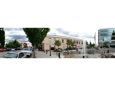 Hillsboro Commercial For Sale: 180 E Main St