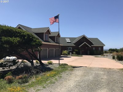 Gold Beach OR Single Family Home For Sale: $1,250,000
