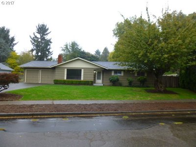Keizer Single Family Home For Sale: 4659 12th Ave